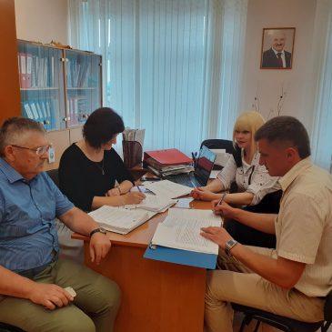 На базе Кличевской районной организации профсоюза обсуждены новые условия оплаты труда с 1 июля 2021 года