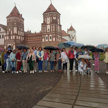 Экскурсионный тур «Сокровища Беларуси – Мир и Несвиж»