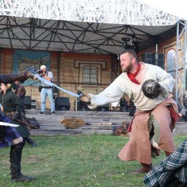 Фестиваль средневековой культуры «Рыцарский Фест-2021» в Мстиславле