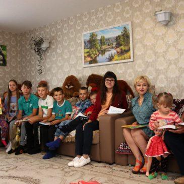 «Профсоюзы – детям!» в Мстиславле